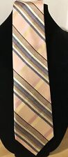 Saxony Collecction Striped Tie