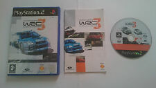 WRC III 3 WORLD RALLY COMPLETO PLAYSTATION 2 PS2. PAL VERSION UK.
