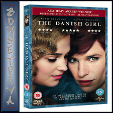 THE DANISH GIRL - Eddie Redmayne  *BRAND NEW DVD***