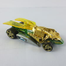 Hot Wheels Draggin Tail Yellow Wings Green Gold From Insectirides 5-Pack 2010