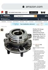 Front Wheel Hub & Bearing for Nissan Maxima Altima 3.5L V6 w/ ABS