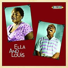 Ella Fitzgerald & Louis Armstrong - (180g Vinyl LP) NEW/SEALED