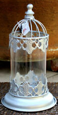 Glass Rustic Candle Holders & Accessories