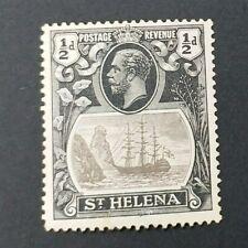 ST. HELENA 1922 0.5d SG 97ec  MLH light gum toning