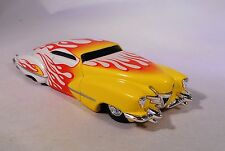"100% HOT WHEELS ""BIG MUTHA"" '50'S OLDSMOBILE LEAD SLED SHOW CAR RUBBER TIRE LTD"