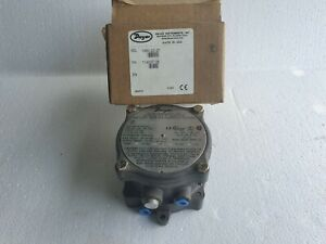 DWYER 1950-20-2F Explosion-proof Differential Pressure Switch, Made in USA #New