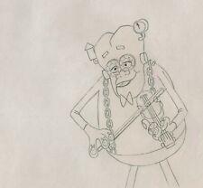 Frankenberry Drawing cel #C731970's General Mills cereal commercial, Violin