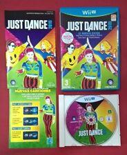Just Dance 2015 - NINTENDO WiiU - USADO - MUY BUEN ESTADO