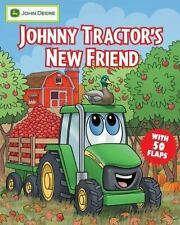 Johnny Tractor's New Friend (John Deere) by Susan Knopf