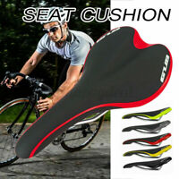 MTB Mountain Bike Comfortable Soft Gel Pads Cushion Saddle Seat Road Bicycle H