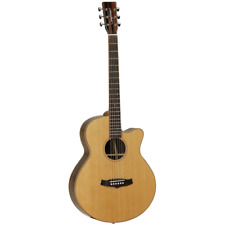 Acoustic Guitar Electrified Ex-demo Tanglewood Java Twjsf CE