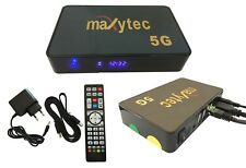 Maxytec 5G IPTV Android/Linux H.265 HEVC,WIFI, Xtream-Stalker