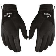 2020 Callaway Mens Thermal Grip Golf Gloves - New Winter Warm Rain 1x Pair Pack