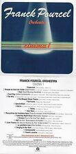 CD Franck POURCEL Cinéma 1 - Themes de films (1979)  - MINI LP REPLICA CARDSL