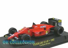 1:43 F1 - FERRARI F1-87 (1987) - Gerhard Berger (12)