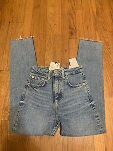 zara jeans size 2/ eu 34 (retail $60+)