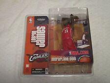 McFarlane NBA Series 5 Lebron James Chase Variant Red Action Figure lot of 8