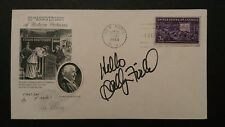 Sally Field Signed First Day Cover - Jsa Coa. 50th Anniversary Motion Pictures