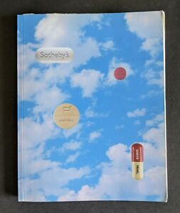 Pharmacy Damien Hirst Sotheby's Catalogue BritArt Conceptual Art | With Stickers