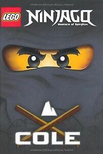LEGO Ninjago Cole von Farshtey, Greg | Buch | Zustand gut