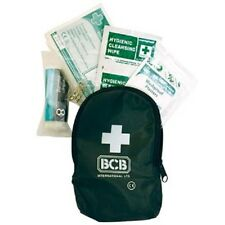 BRITISH ARMY MAKERS BCB EXPLORER PERSONAL FIRST 1ST AID KIT POUCH + BELT LOOPS