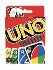Juego de Cartas Uno Clásico 2-10 Jugadores Juego de Mesa Familiar Divertido