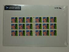 Us Scott 2919a Book Of 18 American Flag Stamps 32 Cent Face Mnh