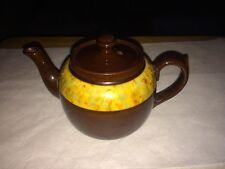 Gibson's Deep Brown Teapot