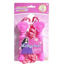 Princess (Pink) Jump Rope - Girls Jump Skipping Exercise Rope, Kids Activity 3+