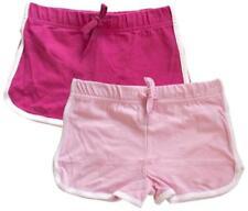 Shorts rose pour fille de 6 à 7 ans