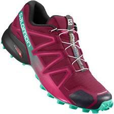 Salomon Speedcross 4 GTX Scarpe da Trail Running Donna Rosso (barbados (k1b)