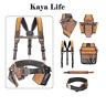 Korea KAYA military Work Tool Belt Suspenders KL-800,810,826,850,810,811 Pouches