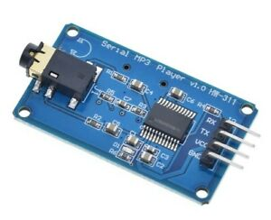 YX6300 YX5300 UART Control Modul MP3 Musik Player Für Arduino AVR ARM PIC CF SD
