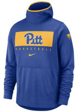 Nike Men's Pitt Panthers Spotlight Basketball Hoodie Sweatshirt Large L NCAA