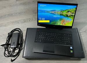 HP Omen 15-dh0210ng Shadow Black, i7-9750H, 16GB RAM, 512GB SSD GeForce RTX 2060