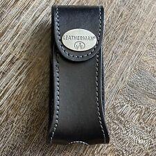 Vintage Leatherman Leather Sheath for Wave, Charge, Wingman, Sidekick, Rebar etc