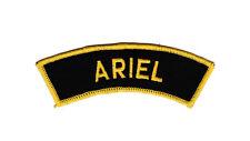 Ariel spalla Ricamato Patch