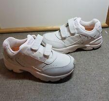 Apex V952 Double Strap Women's White/Grey Walking Sneaker