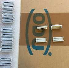 ODU 533.040.024.020 Minifix Leiterplattenverbinder 20 polig,RM 1,27 mm, 60 Stück