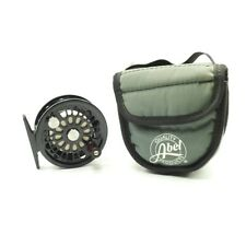 New ListingAbel Pt. 5 Fly Fishing Reel. Made in Usa. W/ Case.
