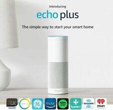 Amazon Echo 1st Generation White(ZE39KL)Digital Media Streamer Speaker- Alexa