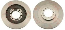 NEW BRAKE ENGINEERING FRONT 314mm BRAKE DISCS PAIR MITSUBISHI L200 DI956046