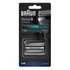 Braun 21B Series 3 Shaver Cassette for 3070cc, 3050cc, 3045, 3040, 3030, 3020