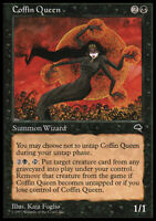 Coffin Queen  X (1) Tempest MTG Excellent/Near Mint (RG) 4RCards