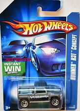 Hot Wheels 2004 Scrapheads Humvee #155 emballage D'origine