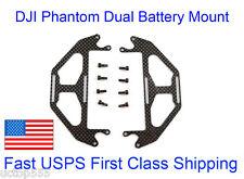 DJI Phantom 1 2 Vision+ FC40 Multi Dual Accessory Battery Mounting Plate
