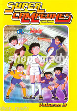 Captain Tsubasa - Super Campeones 1983 Box Set Volumen 3 en ESPAÑOL LATINO
