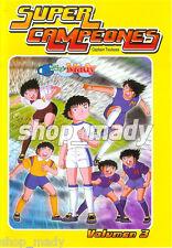Captain Tsubasa - Super Campeones 1983 Box Set Volumen 3 en ESPAÑOL LATINO