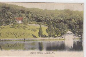 Crystal Spring, Roanoke, Virginia                                              5
