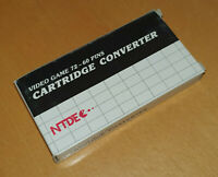 Nintendo NES 1980s NTDEC Cartridge Converter game adapter Famicom 60 to 72 pins